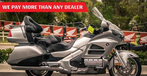 Used Motorcycles | RC Hill Honda Powersports Used Motorcycle Dealer